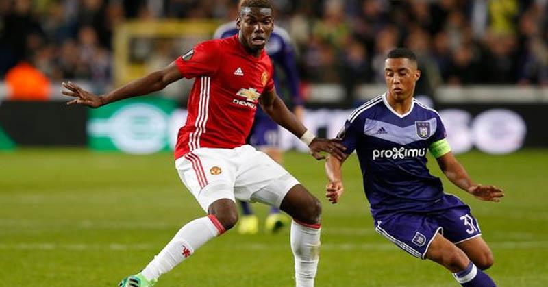 Tayangan Gol Man United vs Anderlecht Ditonton 200 Ribu Viewer