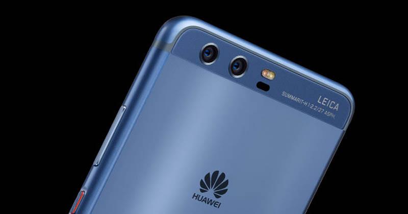 Pengguna Huawei P10 Keluhkan Perbedaan Chip Memori