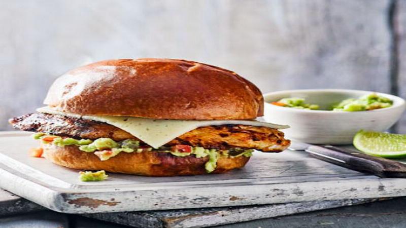 resep pilihan punya stok daging ayam yuk bikin burger