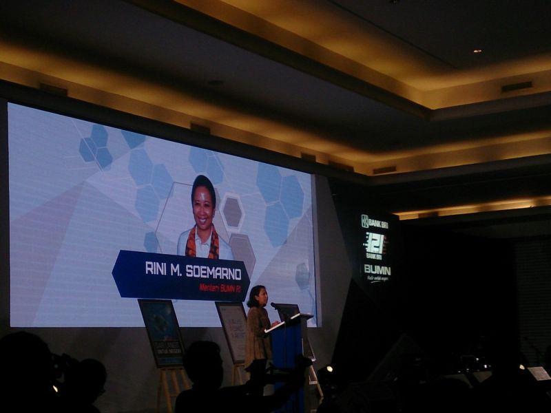 Hari Kartini, Menteri Rini: Semangatnya Berkobar di Hati Perempuan Indonesia