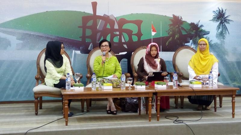 Anggota Pansus RUU Penyelenggara Pemilu, Hetifah Sjaifudian (foto: Silvi/Okezone)