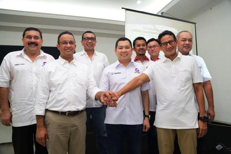 Hary Tanoe: Pilkada Usai, Saatnya Bersatu Membangun Jakarta Maju