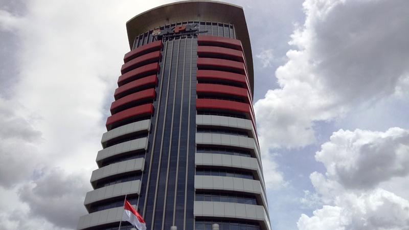 Gedung KPK (Foto/Okezone)