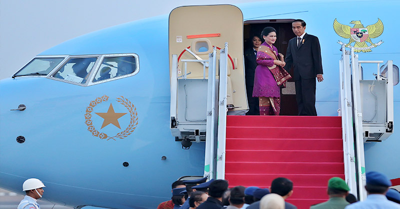 Presiden Joko Widodo. (Foto: Antara)