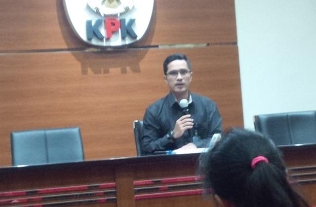 Juru Bicara KPK Febri Diansyah (Foto: Okezone)