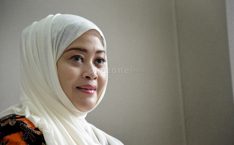 Fahira Idris (Foto: Okezone)