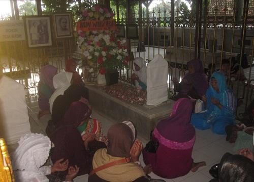 komplek pemakaman pahlawan emansipasi wanita, RA Kartini (Foto: KRjogja)