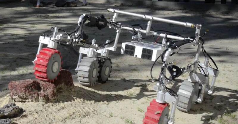 Demi Temukan Alien, NASA Rancang Robot Penjelajah