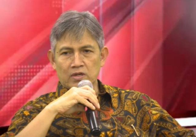 Komisioner KPU DKI Moch Sidik (Foto: Salsa)