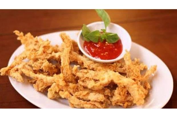 Yuk Buat Jamur Crispy Untuk Cemilan Liburan Okezone Lifestyle