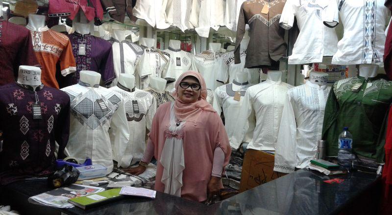Alasan Pedagang Baju Muslim Tanah Abang Enggan Bisnis ...