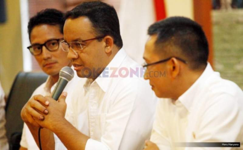 Anies Sempat Tak Menduga Menang di Semua Wilayah Jakarta