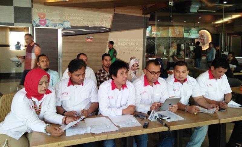 ACTA: Bawaslu Jangan Ragu Menindak Pembagi-bagi Sembako di Masa Tenang Pilkada DKI