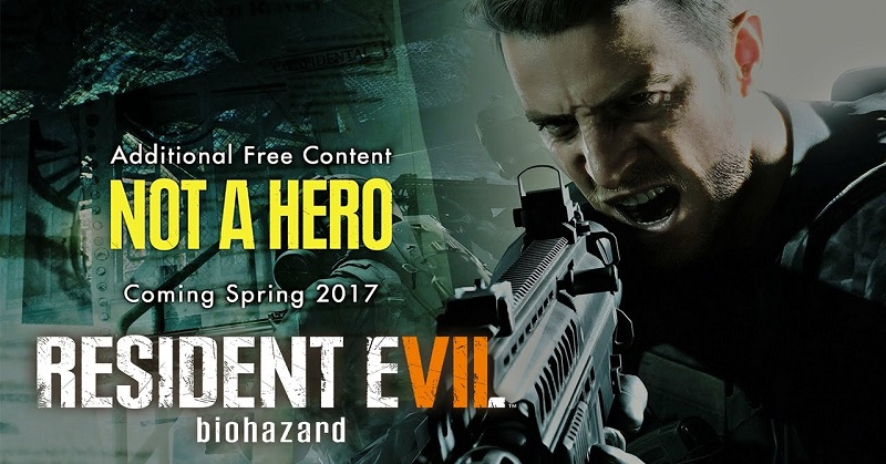 DLC 'Not A Hero' 'Resident Evil 7' Batal Dirilis, Kenapa?