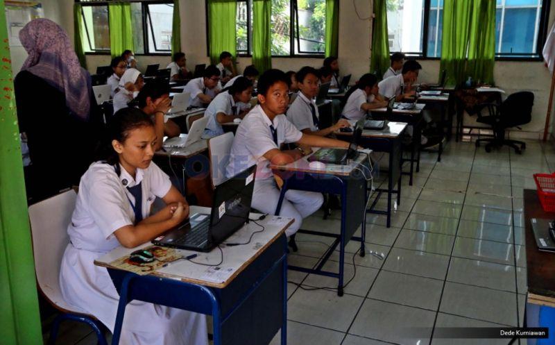 Ribuan Siswa SMP/MTs di Kulonprogo Siap Ikuti UNBK