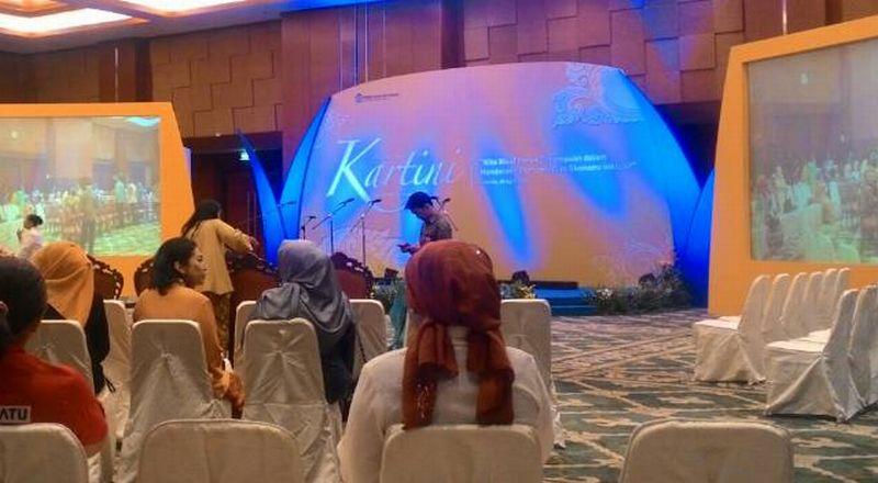 Peringati Hari Kartini, Sri Mulyani Kumpulkan Pejabat Wanita di Kementerian Keuangan