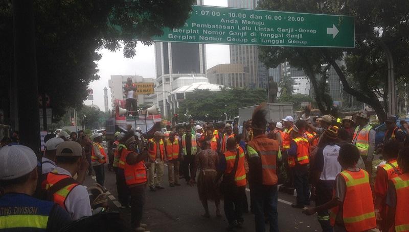 Ribuan Karyawan Freeport Ancam Mogok, Ini Alasannya!