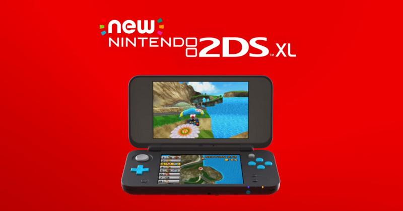 Setelah Switch, Nintendo Umumkan Konsol Baru 2DS XL