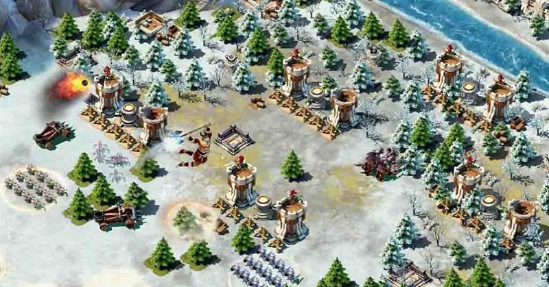 Game-Game Ini Mirip dengan 'Clash of Clans' (1)