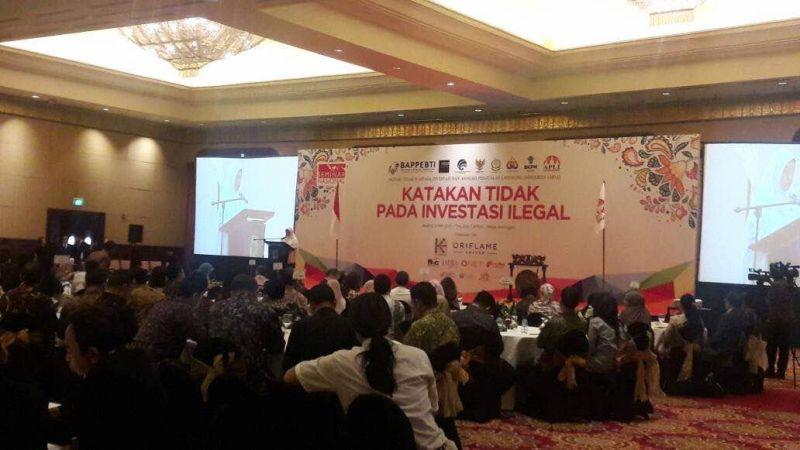 Marak Investasi Bodong, BKPM: Karena Masyarakat Ingin yang Instan!