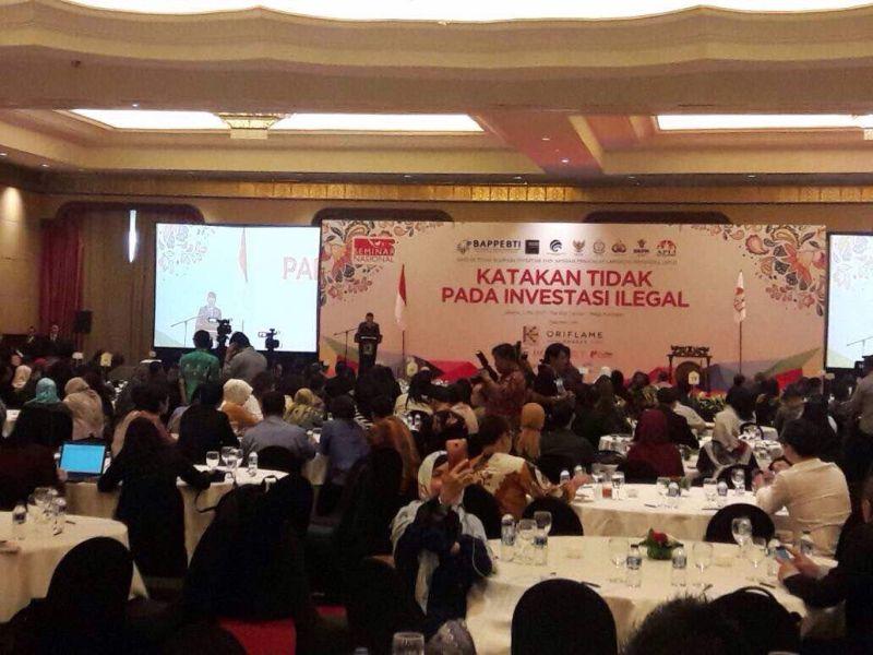 Gawat! Kerugian Investasi Bodong Tembus Rp126,5 Triliun sejak 1975