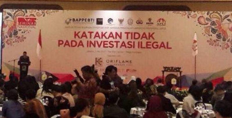 Skema Piramida Investasi Bodong, Ketua APLI: Albania Jadi Negara Percontohan