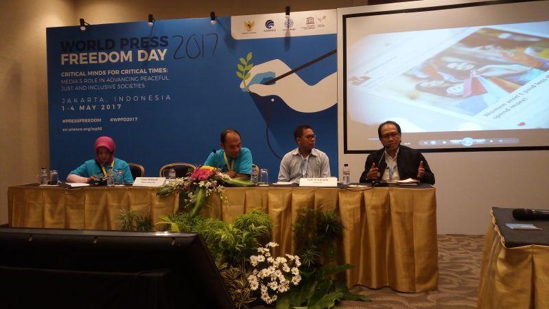 Indonesia Tuan Rumah Peringatan Hari Kebebasan Pers Sedunia