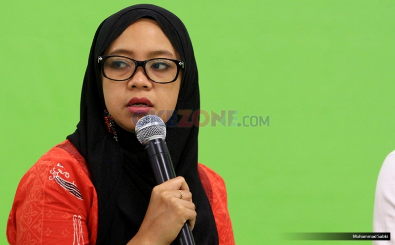 Komisioner KPU DKI Jakarta Dahliah Umar (Okezone)