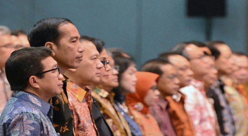 Jokowi Janji Pertemukan Pengusaha Nahdliyin dengan BUMN hingga Konglomerat