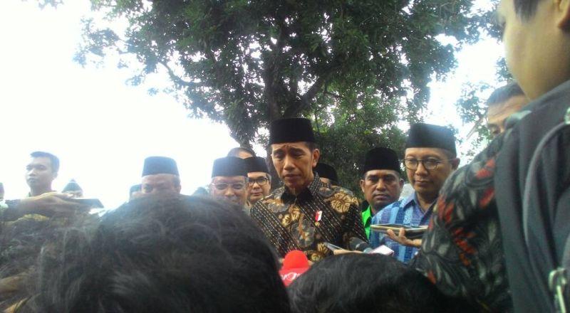 Pengusaha Nahdliyin Cerita soal Sponsor dari BUMN di Depan Jokowi