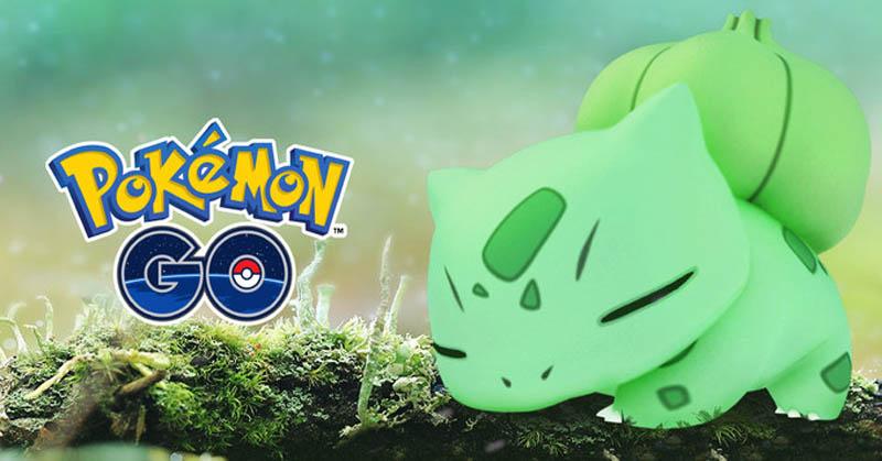 Bulbasaur Kini Lebih Sering Muncul di 'Pokemon Go'