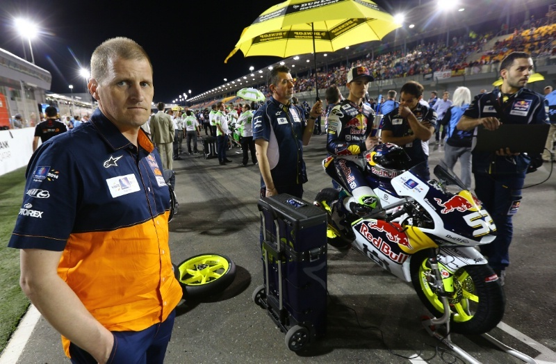 Keputusan Hengkang Danny Kent, Untungkan Red Bull KTM Moto3