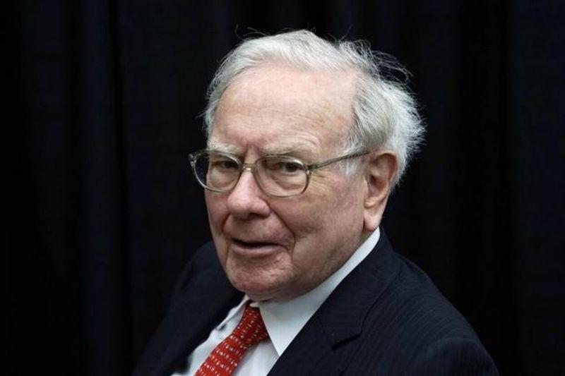 RAHASIA SUKSES: Bukti Naluri Investasi Warren Buffett Sudah Terasah Sejak Kecil