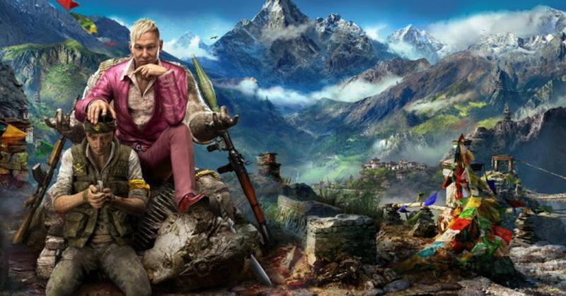 September, Sekuel Game Terbaru Far Cry Meluncur?