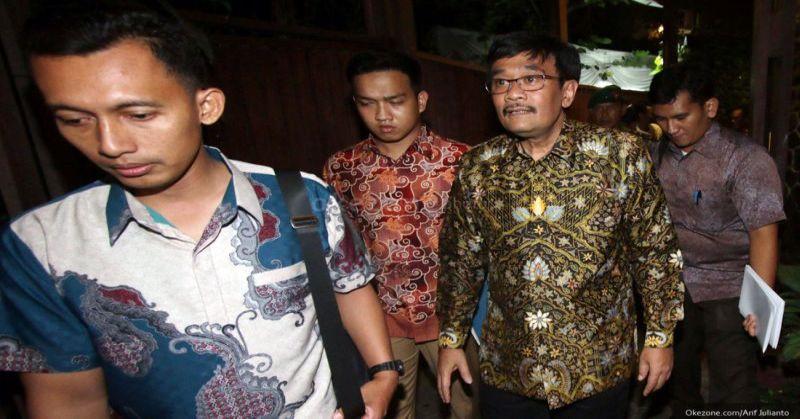 Wakil Gubernur DKI Djarot Saiful Hidayat (Foto: Okezone)