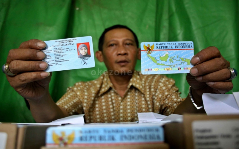 Waduh, Perekaman E-KTP di Papua Barat Terhambat Masalah Jaringan Internet
