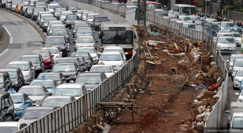 Wacana Pemindahan Ibu Kota, Harus Punya Jalan seperti di Sudirman dan Gatot Subroto