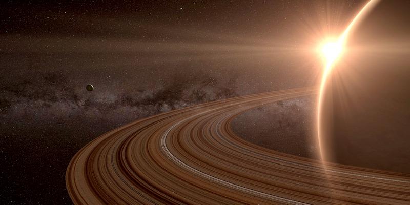 Mengorbit di Saturnus, NASA Cassini Kirim Kembali Gambar