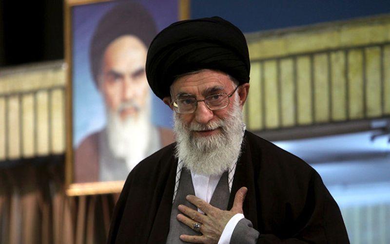 Pemimpin Besar Iran Ayatollah Khamenei. (Foto: Reuters)
