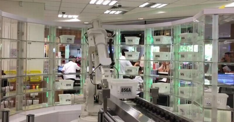 Rumah Sakit di Negara Ini Mulai Gunakan Robot