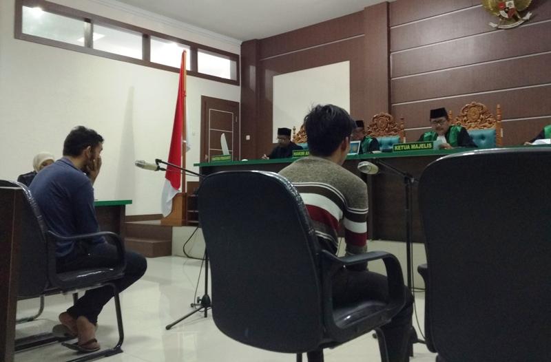 Sidang Pasangan Sesama Jenis di Aceh, Jaksa Tuntut 80 Kali Hukuman Cambuk