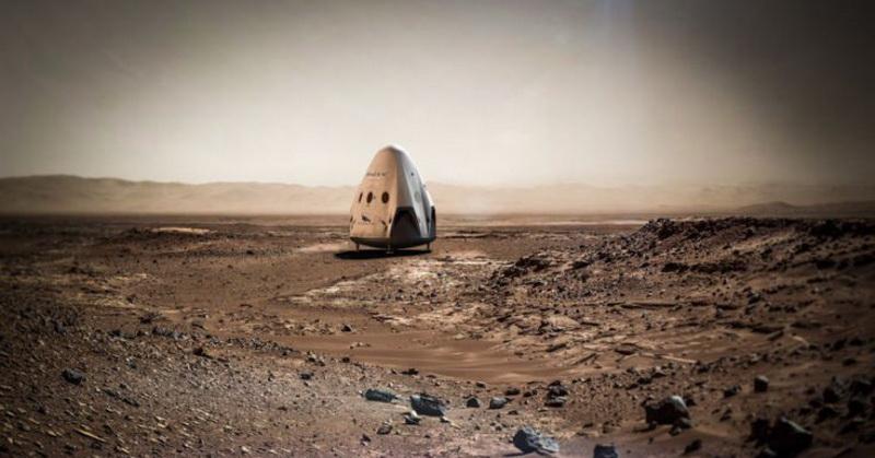 NASA: SpaceX Akan Kirim Dua Pesawat Luar Angkasa ke Mars