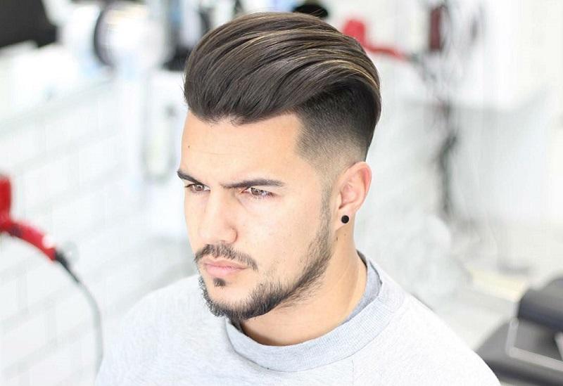 Model Rambut Pria Hits