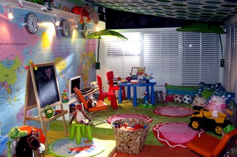 Ada Ruang Kosong Di Rumah Jadikan Area Bermain Anak Saja Nih Inspirasinya Okezone Lifestyle