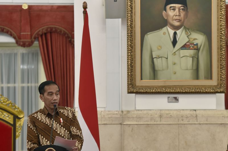 Jokowi Akan Lantik Lima Gubernur & Wagub di Istana Negara