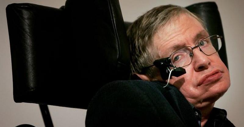 Stephen Hawking: Bumi Tak Bisa Bertahan hingga 100 Tahun Lagi