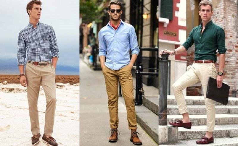 Airport Style Untuk Pria Celana Chino Bisa Jadi Pilihan