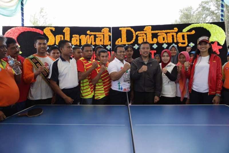Menpora Resmi Melepas Peserta Gowes Nusantara
