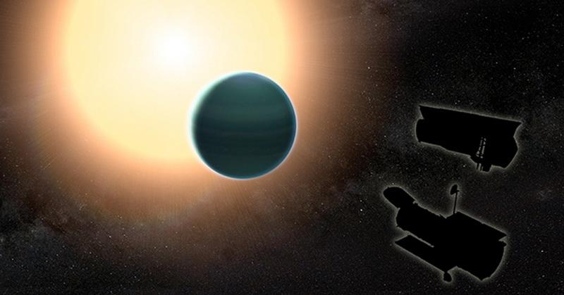 Planet Hangat Menyerupai Neptunus Miliki Atmosfer Primitif