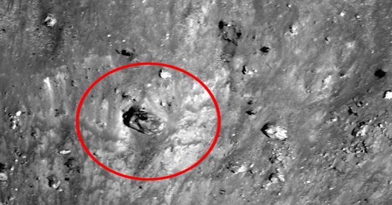 Tank Kuno Diklaim Bersembunyi di Foto NASA